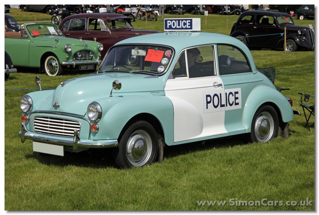 Simon Cars Morris Minor 1098
