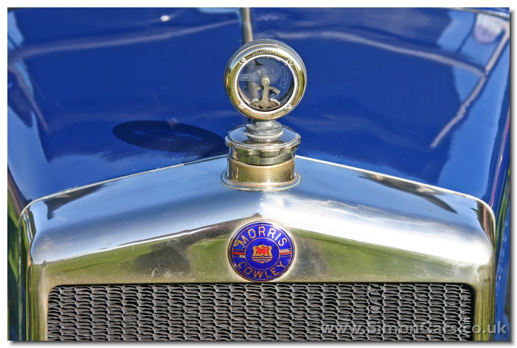 New Engine Cost >> Simon Cars - Morris Cowley - The 'Flatnose' Cowley from Morris