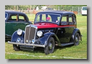 Morris Twelve, Series II and Series III