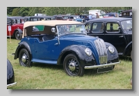 Morris Eight 1939 Series E Tourer frontb