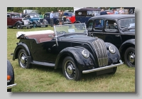 Morris Eight 1939 Series E Tourer fronto
