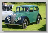 Morris Eight, Series I, Series II and Series E