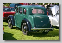Morris Eight Series E 4door rear