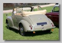 Morris Minor Series I 1948 Tourer rear