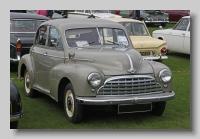 Morris Oxford MO 1952 front