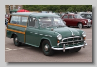 Morris Oxford Series II Traveller front