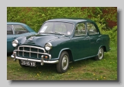 Morris Oxford Series III front