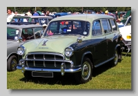 Morris Oxford Series IV front