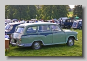 Morris Oxford Series IV rear