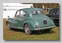 Morris Six Series MS rear