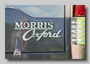 cb_Morris Oxford Series VI Traveller badge