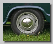 w_Morris Oxford Series III wheel