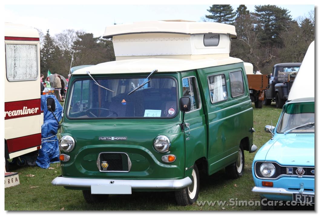6 Seater Trucks >> Simon Cars - BMC Cars - British Motor Corporation