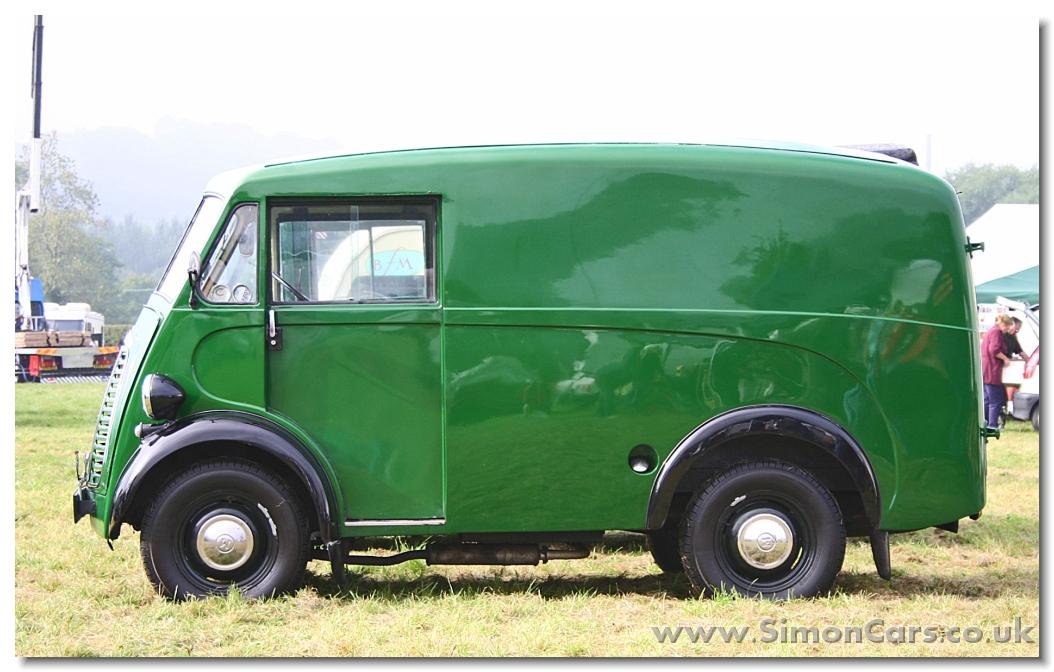 1940s van for sale   autos weblog
