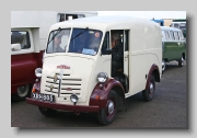 Morris J-type, JB and Austin 101 Vans