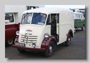 Austin 101 Van 1957 front