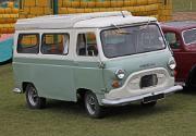 Austin-Morris J4 Camper 1972 front