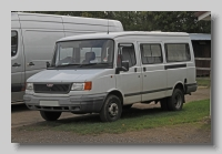 LDV Convoy front