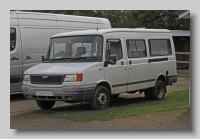LDV Convoy front