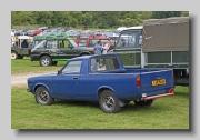 Morris 575 Pickup 1980 rear