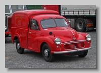 Morris 5cwt Series II Van front