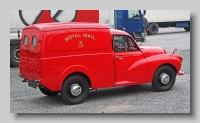 Morris 5cwt Series II Van rear