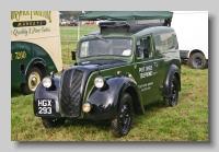 Morris 8 Series Z Van front2