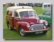 Morris MCV and Half Ton Commercials