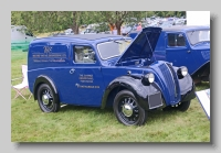 Morris Eight Series Z Van 1946 front