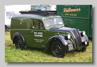 Morris Eight Series Z Van front