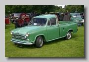 Morris Half Ton Pickup front
