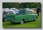 Morris Half Ton Pickup rear