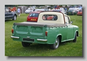 Morris Half Ton Pickup rearw