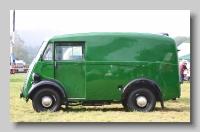 Morris J-type Van 1954 side