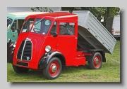 Morris JB Truck front