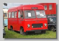 Morris LD 1962 Post Bus