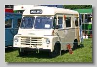 Morris LD Ambulance 1966 front