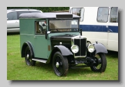 Morris Minor 1934 Van front
