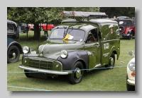 Morris O-type 5cwt Van 1953 front