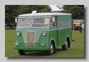 Morris-Commercial PV type van 1947 front2