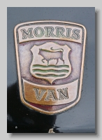 aa_Morris Eight Series Z Van 1942 badge