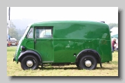 Morris J-type, JB and Austin 101 Vans