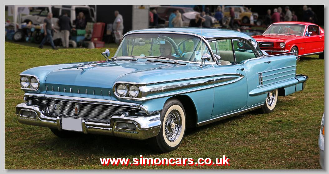 Oldsmobile Super 88 1957-58