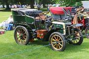 Veteran Panhard Levassor Cars