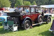 Panhard et Levassor X46 1924 rear