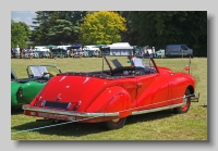 Paramount 1-5litre 1956 rear