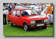 Peugeot 104 GR front