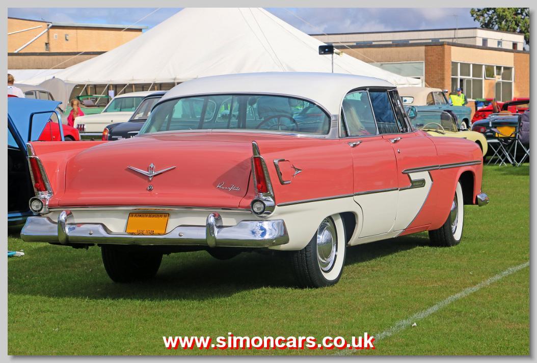 Simon cars plymouth belvedere 1955 57 for 1956 plymouth belvedere 4 door