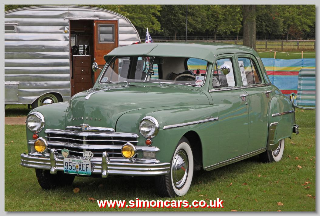 Simon cars plymouth p18 p19 p20 for 1949 plymouth 2 door sedan