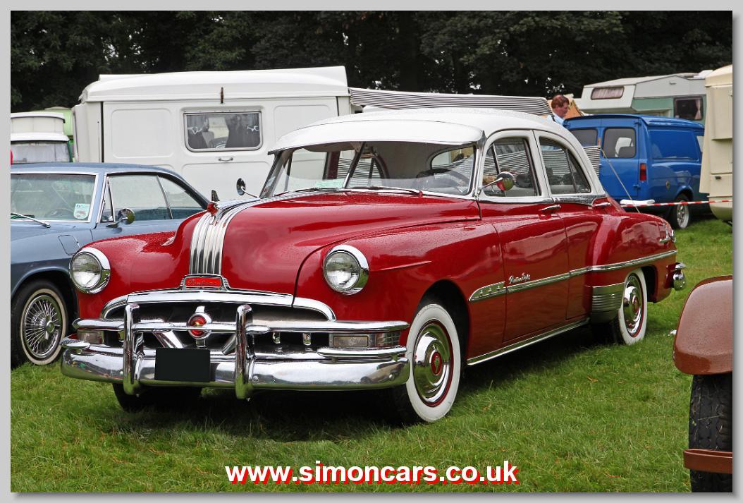 Simon Cars - Pontiac Chieftain 1949